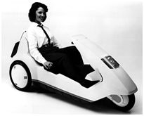 Sinclair C5 electric bucket