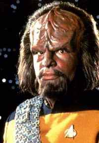 Klingon or Strategy Professor?